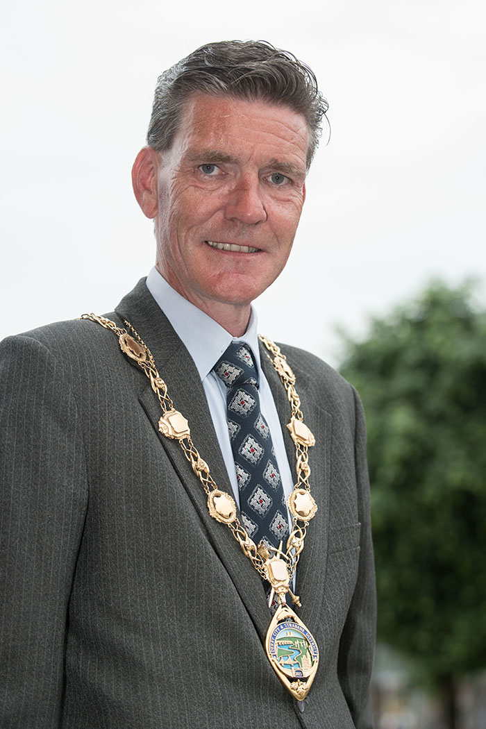 Derry City Strabane Mayor Of Derry City And Strabane District