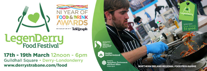 LegenDerry Food Festival