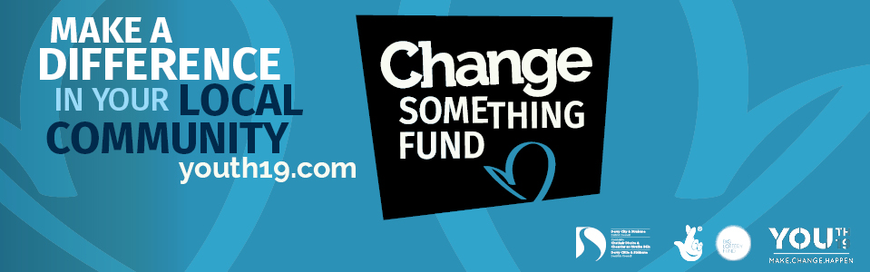 Change Something Fund Opens