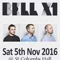 Bellx1 + support @ St Columbs Hall
