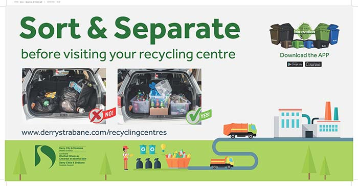 Derry City & Strabane - Waste and Recycling