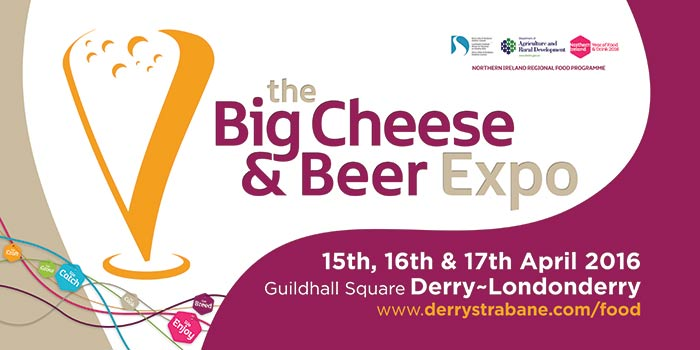 Big Cheese and Beer Expo