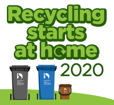 Recycling Starts at Home
